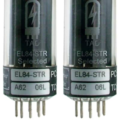 Tube Amp Doctor Power Tube, EL84, Matched Pair
