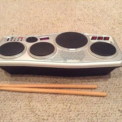 (*Sale Pending*) Yamaha Digital Drum Machine with Power Supply & Drumsticks included