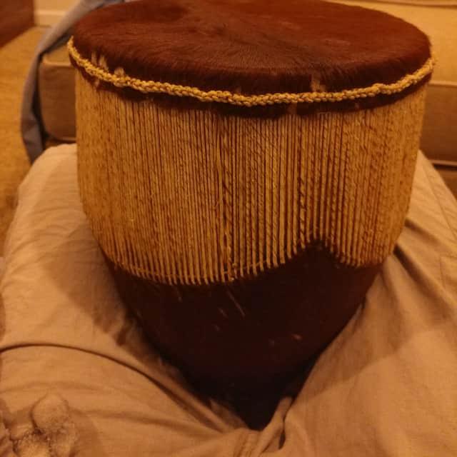 Handmade Drum image