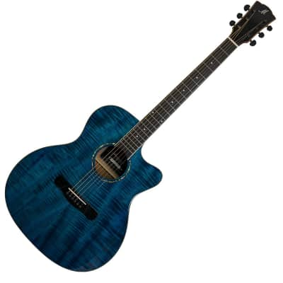 Merida Extrema GACE Ltd. Ed. Electro Acoustic Guitar - Blue for sale