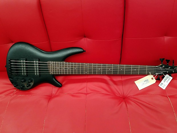 Ibanez SR306EB 6-String Bass Review