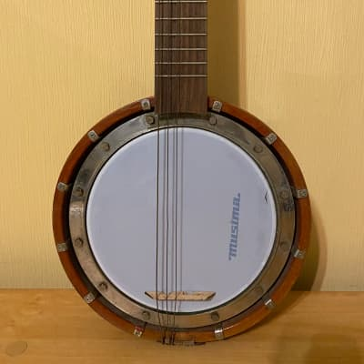 Musima Banjo 6 Strings GDR Germany  Vintage and Rare for sale