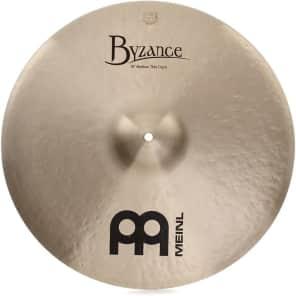 """Meinl 19"""" Byzance Traditional Medium-Thin Crash"""
