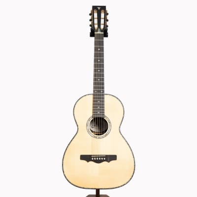 Dave King Classic Model Acoustic Guitar, Brazilian Rosewood & Engelmann Spruce - Pre-Owned for sale