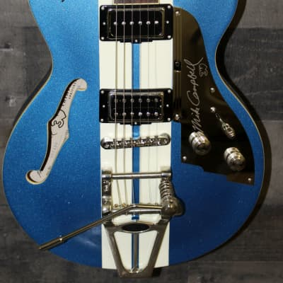 Duesenberg  Mike Campbell Signature 2008 Blue for sale