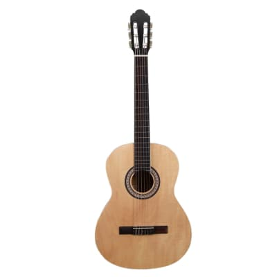 Artist CB4 Full Size 39 Inch Classical Nylon String Guitar - Natural for sale