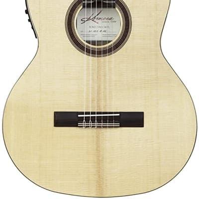 Kremona Performer Series Rondo TL Thin Body Cutaway/Electric Nylon String Guitar for sale