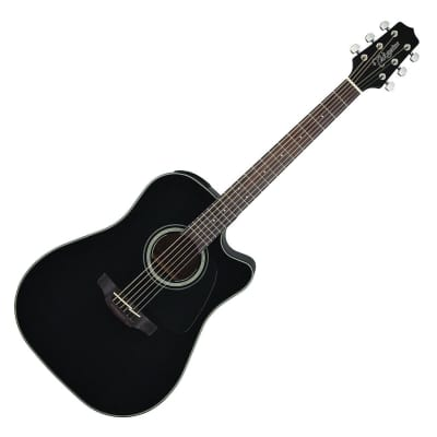 Takamine GD30CE Acoustic Electric Guitar Black for sale