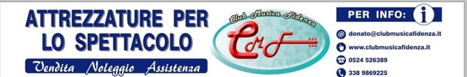 club musica fidenza