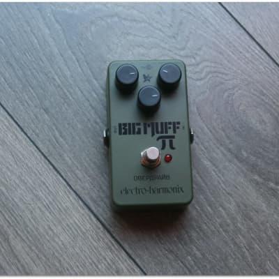"Electro-Harmonix ""Green Russian Big Muff Distortion/Sustainer Reissue"""