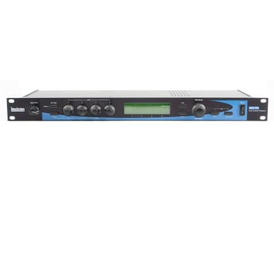 Used Lexicon MPX550 Dual Channel Processor