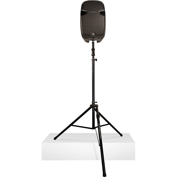 Ultimate Support Ts110bl Air Powered Lift Tripod Speaker