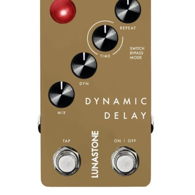 Lunastone Dynamic Delay with Tap Tempo for sale