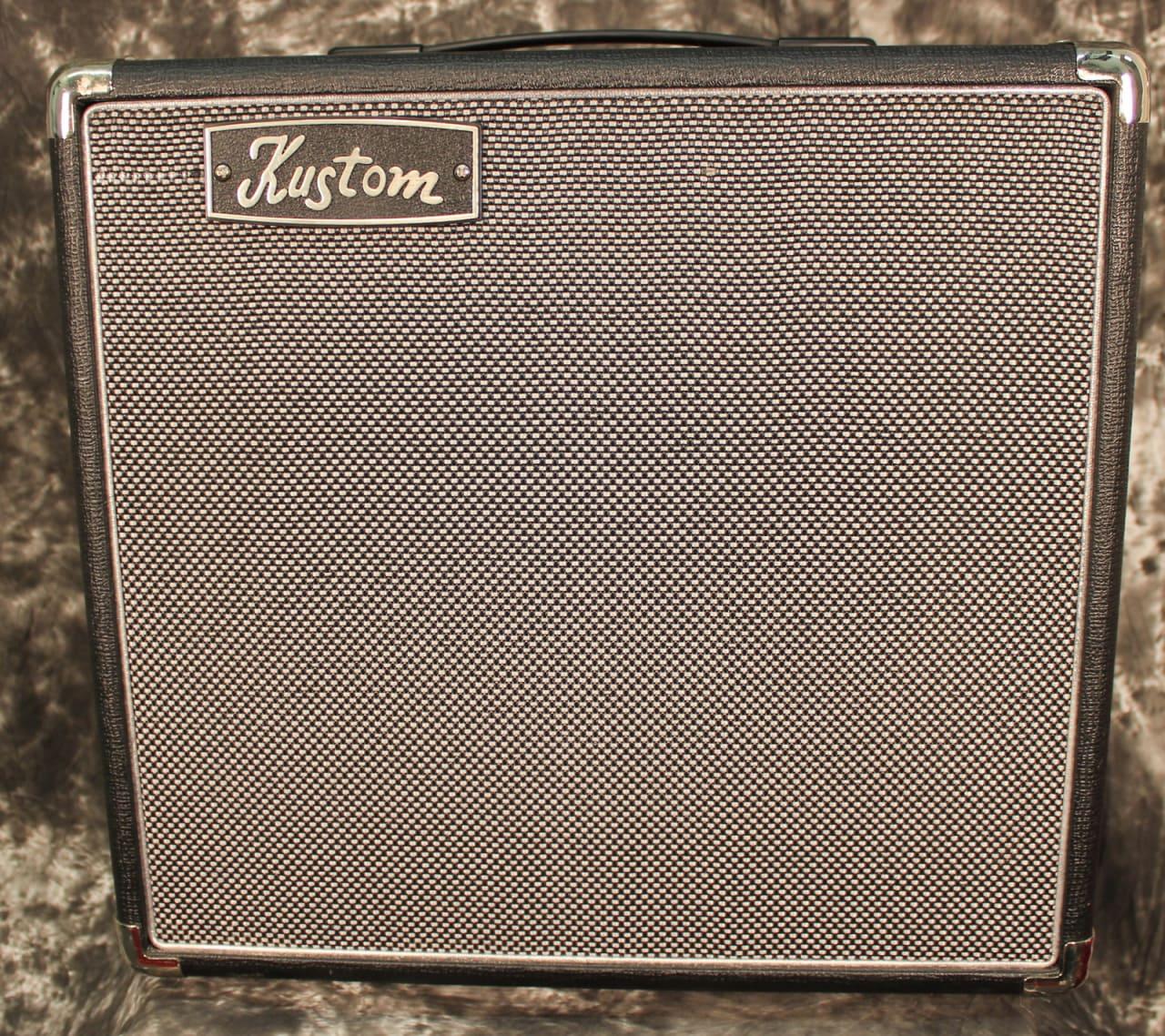 Kustom 1x12 Cabinet Kustom Defender 1x12 Guitar Speaker Cabinet Reverb