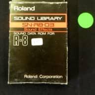 Roland SN-R8-03 1980's