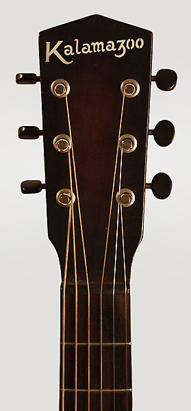 kalamazoo kg 11 model flat top acoustic guitar 1937 reverb. Black Bedroom Furniture Sets. Home Design Ideas