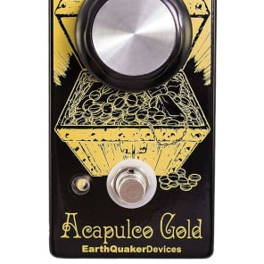 Earthquaker Devices Acapulco Gold Power Amp Distortion V2 for sale
