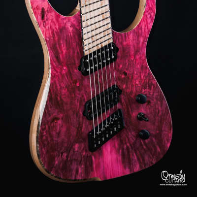 Ormsby Customshop Hypemachine 7 2020 Buck Eye Hot Pink for sale