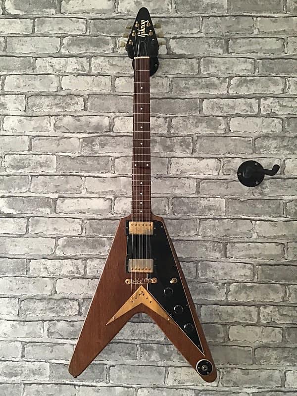 Gibson Flying V Heritage Korina Reissue 1982