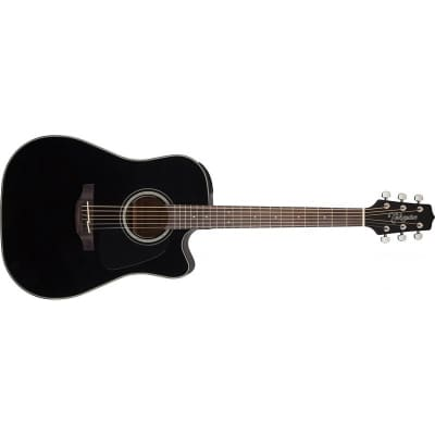 Takamine GD30CE Dreadnought Electro Acoustic, Black for sale