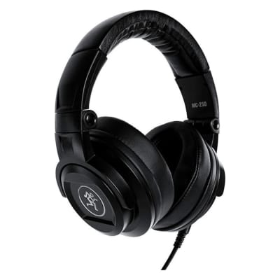Mackie MC-250 Closed-Back Monitor Headphones