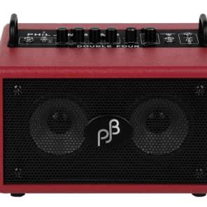 "Phil Jones BG-75R Double Four 75-Watt 2x4"" Bass Combo"