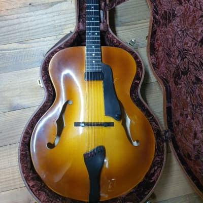 2006 American Archtop Dale Unger American Collector Spruce Maple Hollow Guitar for sale