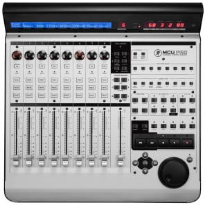Mackie Control Universal Pro 8-Channel Master Controller with USB