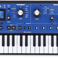 Novation Mini Nova Synthesizer
