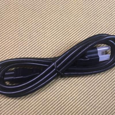009-4421-000 Fender Power Cord For Mustang Mini Amp