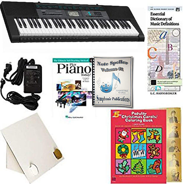 Homeschool Music - Piano Pack Bundle (Popular Christmas Carols) – W/All  Learning Essentials