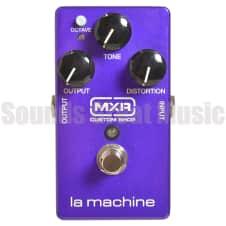 MXR Custom Shop La Machine Fuzz