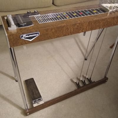 1974 Emmons S10 Rosewood Mica 3X2 Emmons Pedal Setup! Recently Serviced! for sale
