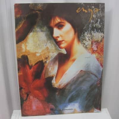 Enya Watermark Sheet Music Song Book Songbook Piano