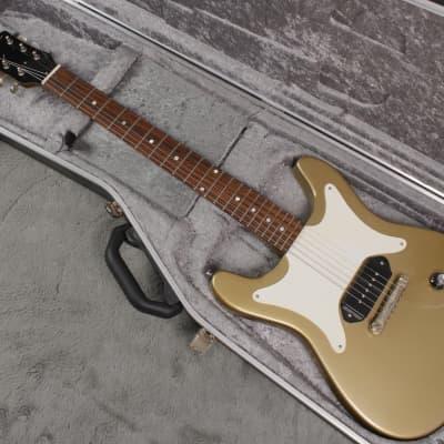 Ivison Guitars The Fillmore  Shoreline Gold for sale