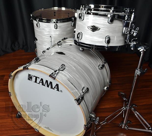 tama drums sets starclassic performer b b white silk drum kit reverb. Black Bedroom Furniture Sets. Home Design Ideas