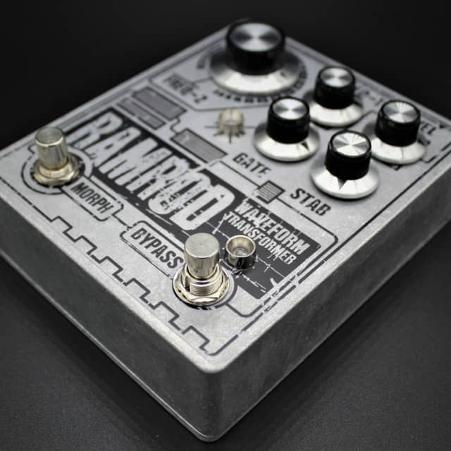 JPTR FX Ramrod - Waveform Transformer Black/Gray image