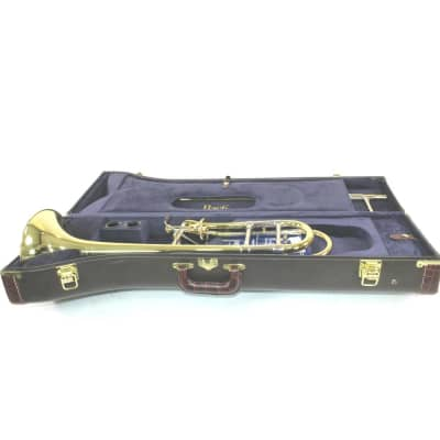 Bach Model 42AF Stradivarius Professional Trombone with Infinity Valve MINT CONDITION