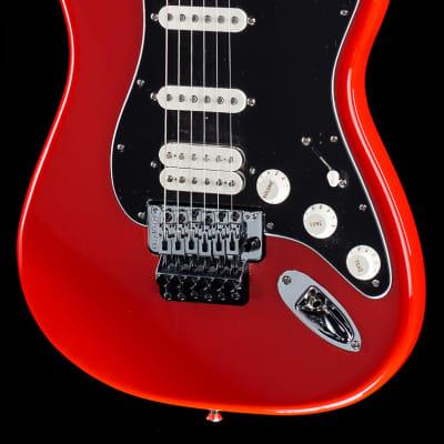 Fender Player Stratocaster Floyd Rose HSS Sonic Red Pau Ferro (227) for sale