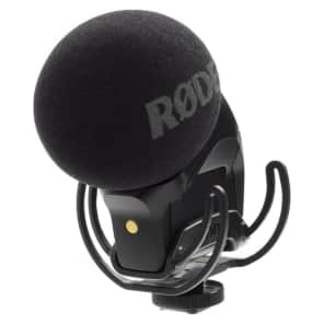 RODE SVMPR Stereo VideoMic Pro with Rycote Mount