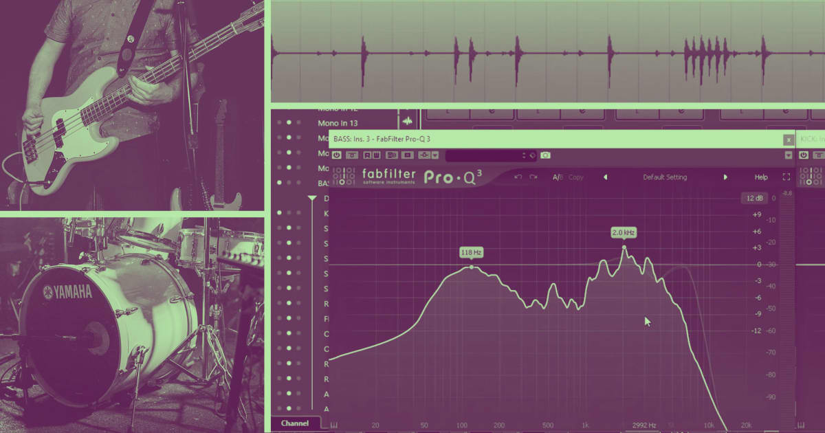 Video: 3 Tips for Balancing Kick Drums and Bass in Your Mix