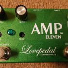 Lovepedal Amp 11 Green image