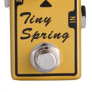 Tone City Tiny Spring Reverb TC-T16 Effect Pedal Micro as Mooer Hand Made True Bypass Free Shipping