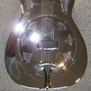 Orpheum Metal Body 2002 Nickel/Chrome for sale