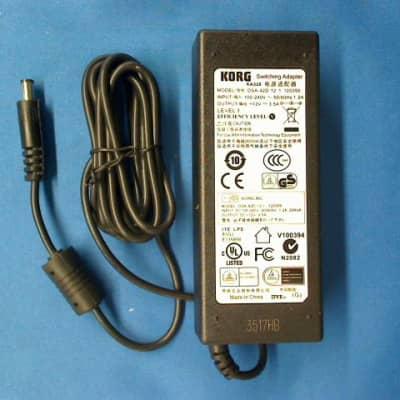 "KORG - 510405540503, ""Adapter for M50, PA588, PA500, PA500ORT (12V, 3.5A) KA-320"""