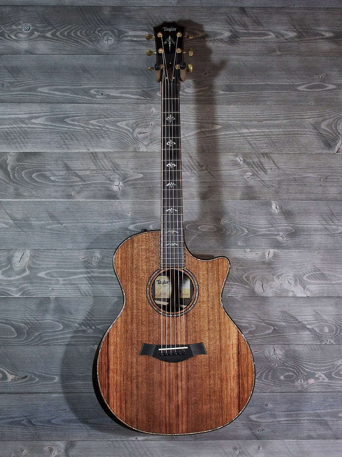 Taylor  914ce Limited Edition / Sinker Redwood