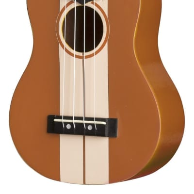 VGS VGS Sopran Ukulele Manoa Waimea W-SO-OR for sale