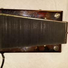 Morley Model PWO Wah pedal