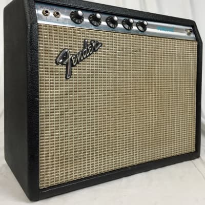 Fender Princeton silverface for sale