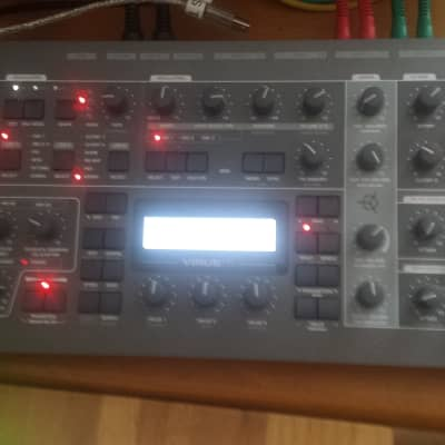 Access Virus Ti2 Desktop Analog Modeling Synthesizer